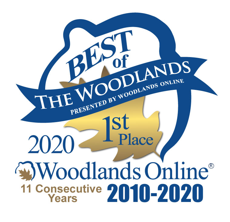 Best of The Woodlands Award