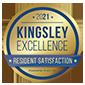 2021 Kingsley Excellence Award Logo